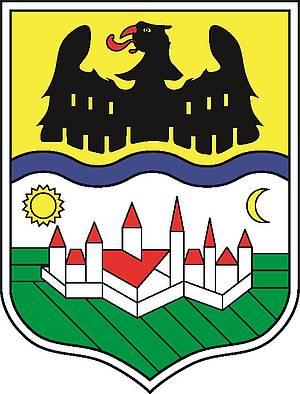 Das Wappen der Landsmannschaft der Banater Schwaben e.V.